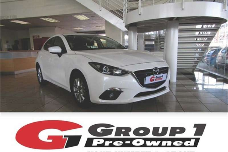 2016 Mazda 3 Mazda hatch 1.6 Dynamic