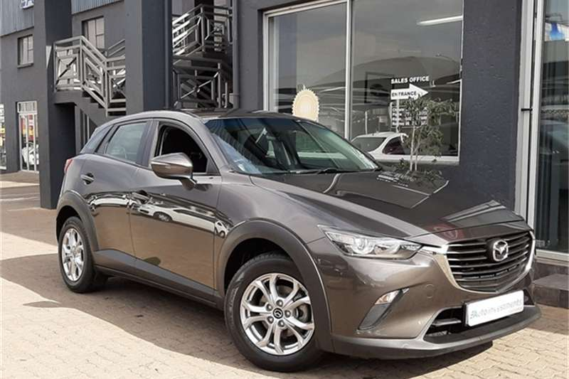 2016 Mazda 3 CX  2.0 Active