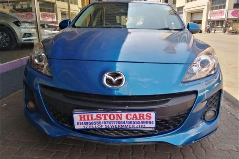2013 Mazda 3 Mazda Sport 1.6 Active