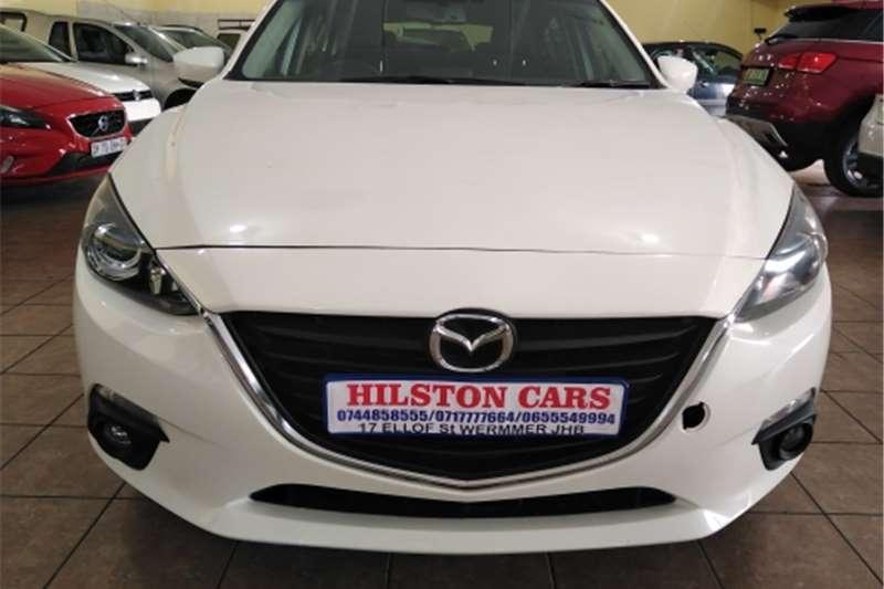 2015 Mazda 3 Mazda Sport 1.6 Dynamic