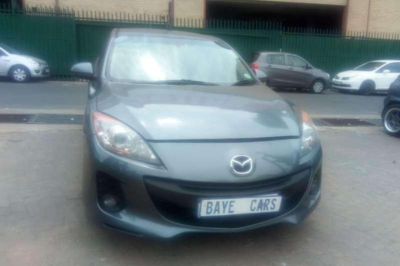 2012 Mazda 3 Mazda 1.6i