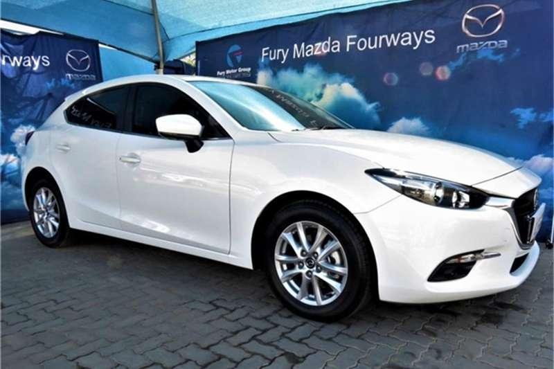 2019 Mazda 3 Mazda hatch 1.6 Dynamic auto