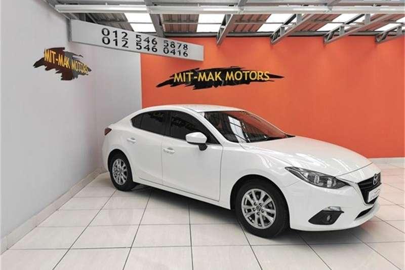 2015 Mazda 3 Mazda hatch 1.6 Dynamic auto