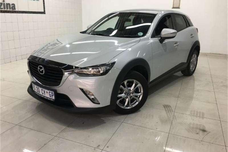 2017 Mazda 3 CX  2.0 Dynamic