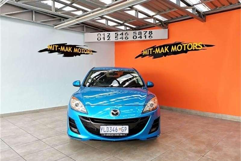 2009 Mazda 3 Mazda 1.6 Active