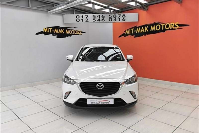 2016 Mazda 3 CX  2.0 Dynamic auto