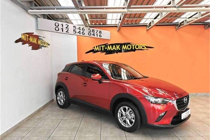 2019 Mazda 3 CX  2.0 Active
