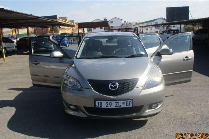 2007 Mazda 3 Mazda hatch 1.6 Active