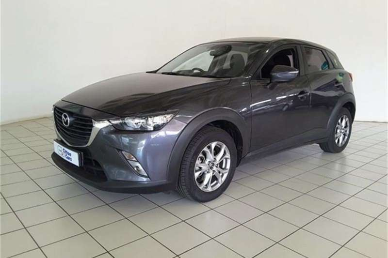 2016 Mazda 3 CX  2.0 Dynamic