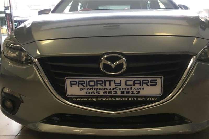 2016 Mazda 3 Mazda hatch 2.0 Individual auto