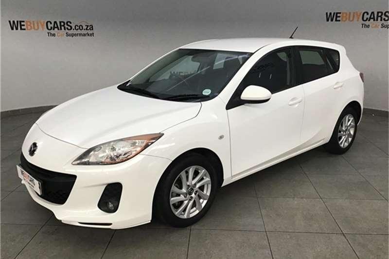 2012 Mazda 3 Mazda Sport 1.6 Active