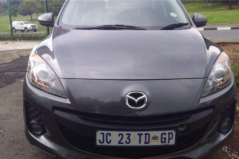 2014 Mazda 3 Mazda 1.6 Original