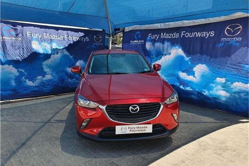 2018 Mazda 3 CX  2.0 Active auto