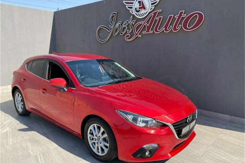 2015 Mazda 3 Mazda hatch 1.6 Dynamic auto