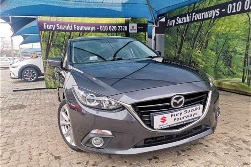 2015 Mazda 3 Mazda hatch 2.0 Astina