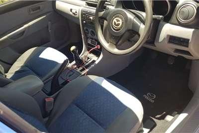 Mazda 3 Mazda 1.6 Active 2005