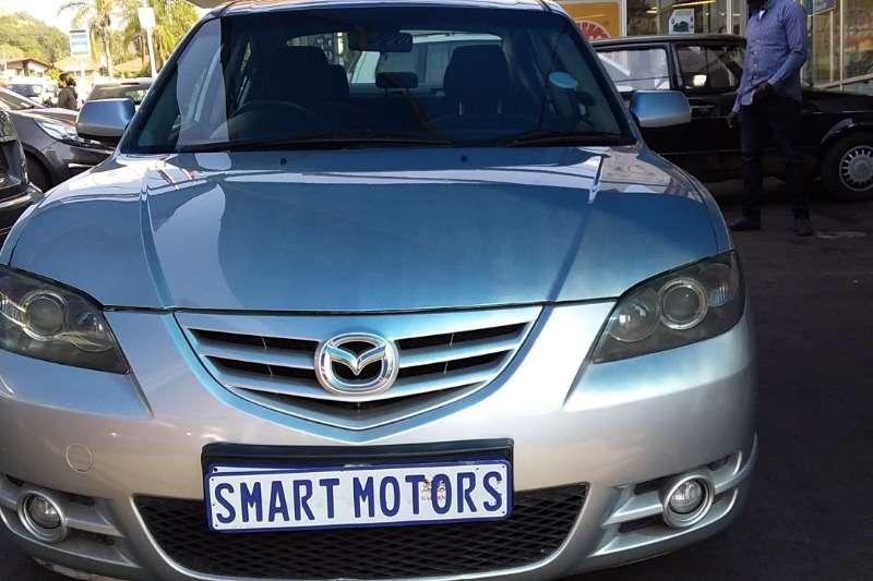 Mazda 3 Mazda 1.6 Active 2008