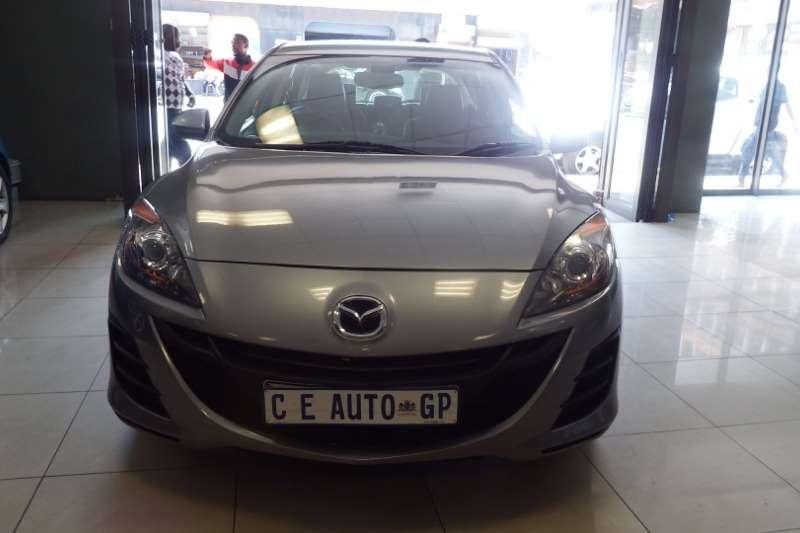 Mazda 3 Mazda 1.6 Active 2010