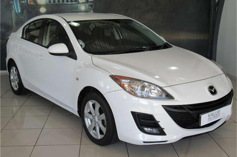 Mazda 3 Mazda 1.6 Active 2011