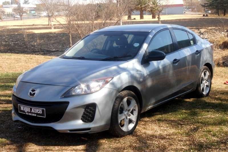 Mazda 3 Mazda 1.6 Active 2012