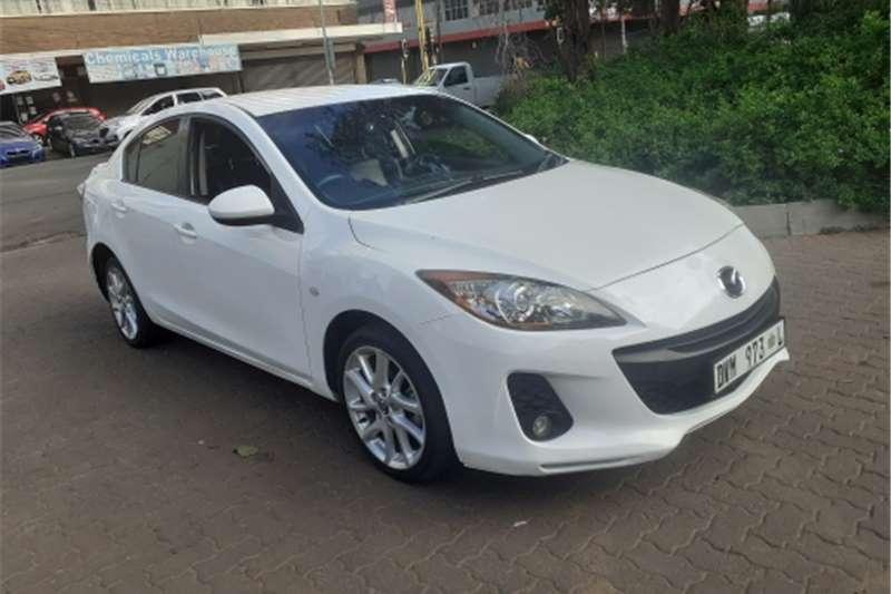 Mazda 3 Mazda 1.6 Active 2013
