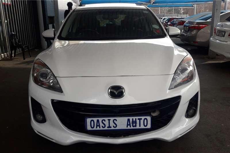 Mazda 3 Mazda 1.6 Active 2014