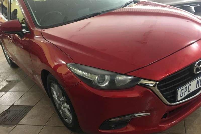 Used 2017 Mazda 3 Mazda 1.6 Active