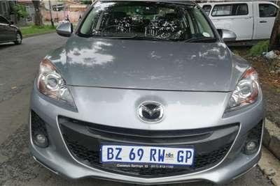 Mazda 3 Mazda 1.6 Dynamic 2012