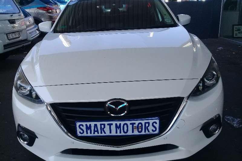 Mazda 3 Mazda 1.6 Dynamic 2015