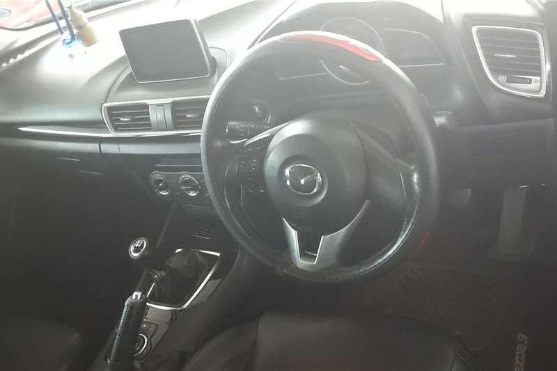 Used 2015 Mazda 3 Mazda 1.6 Dynamic