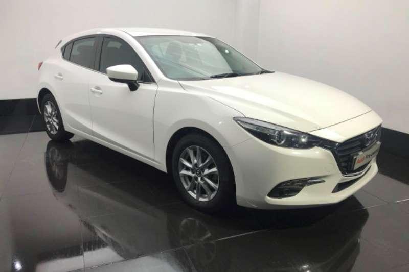 Mazda 3 Mazda 1.6 Dynamic 2017