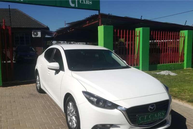 Used 2017 Mazda 3 Mazda 1.6 Dynamic