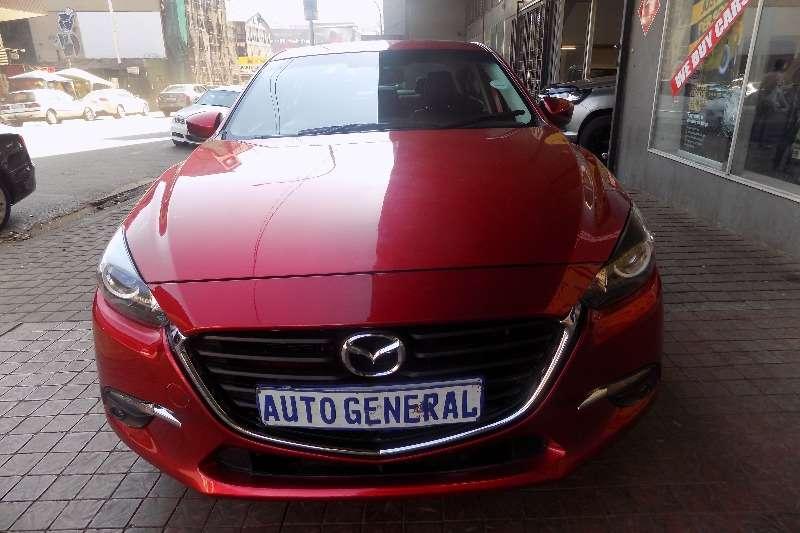 Mazda 3 Mazda 1.6 Dynamic 2018