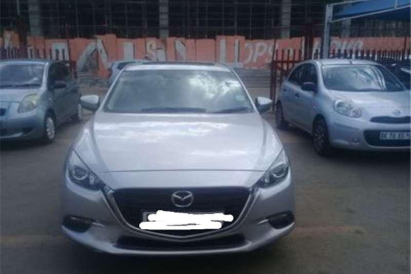 Used 2018 Mazda 3 Mazda 1.6 Dynamic