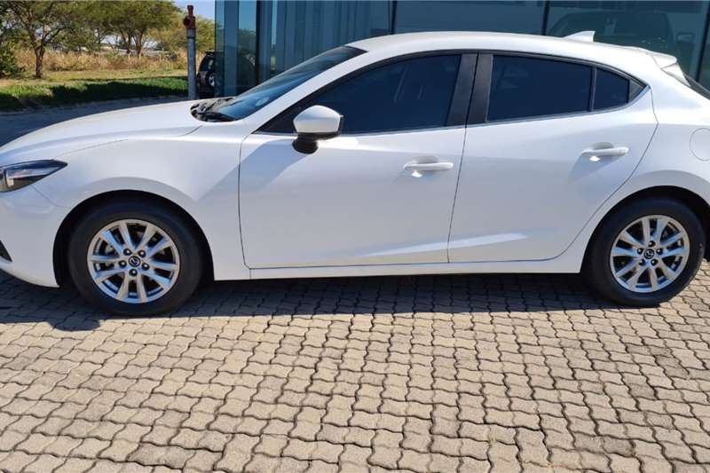Mazda 3 Mazda 1.6 Dynamic Auto 2018
