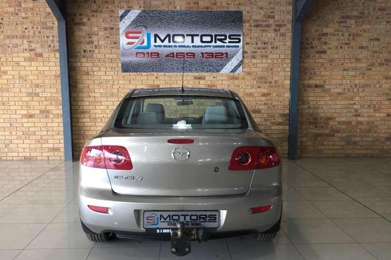 Mazda 3 Mazda 1.6 Original 2005