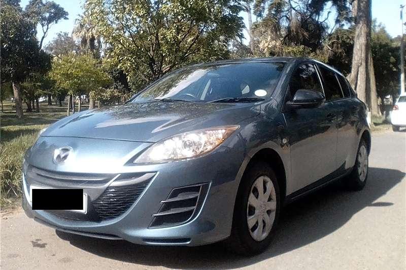 Mazda 3 Mazda 1.6 Original 2011