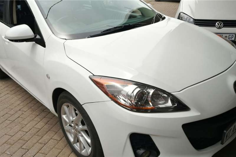 Mazda 3 Mazda 1.6 Original 2012