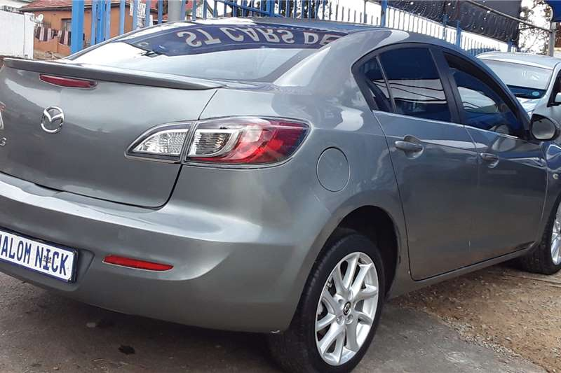 Used 2013 Mazda 3 Mazda 1.6 Original