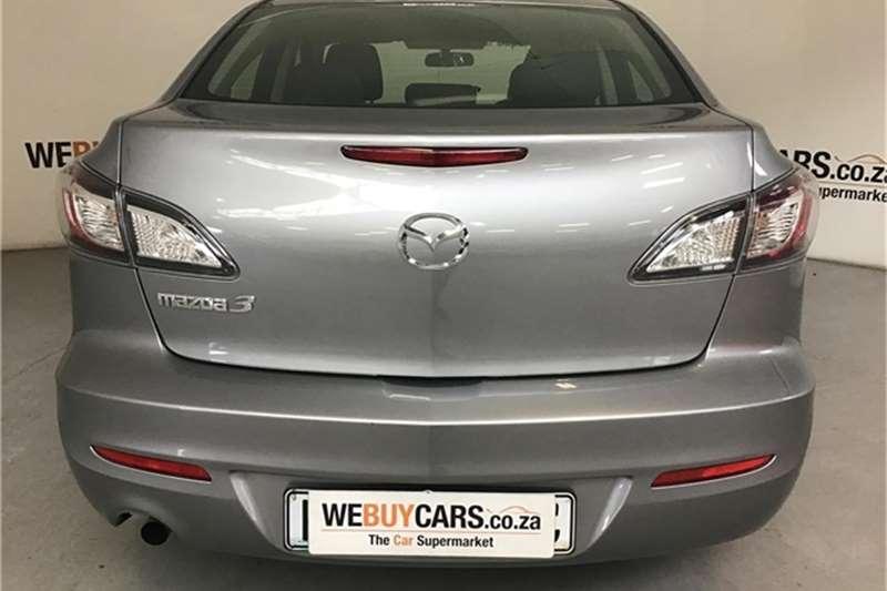 Mazda 3 Mazda 1.6 Original 2014