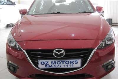 Mazda 3 Mazda 1.6 Original 2016