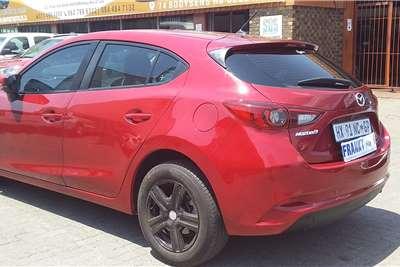Mazda 3 Mazda 1.6 Original 2019