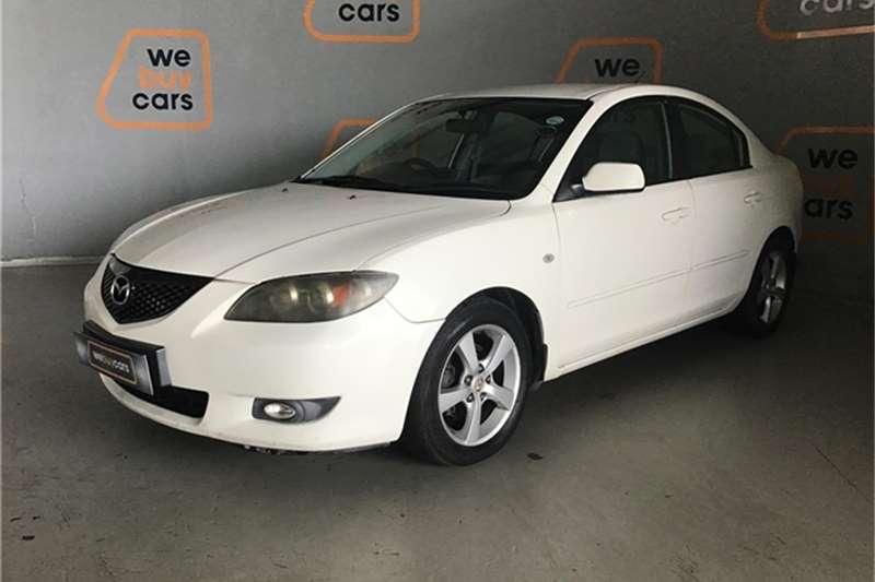 Mazda 3 Mazda 1.6i 2005