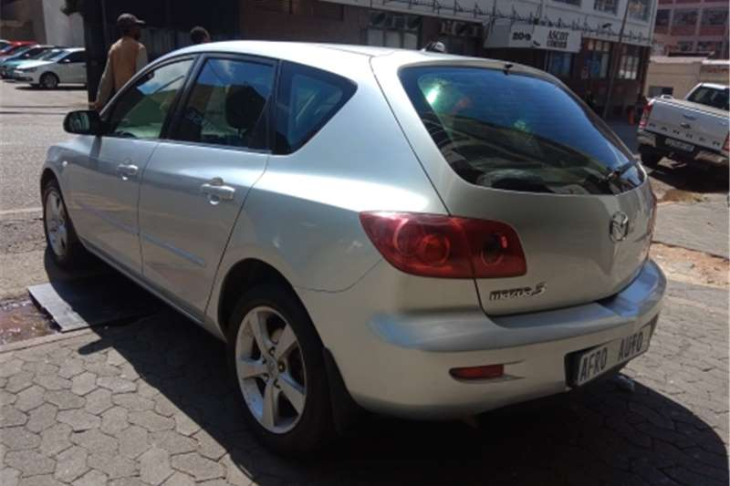 Used 2007 Mazda 3 Mazda 1.6i