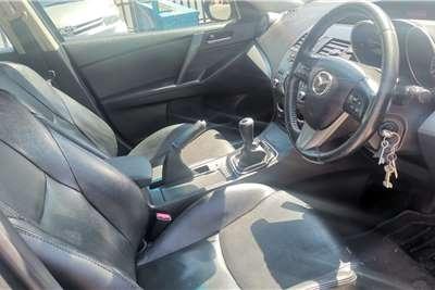 Used 2012 Mazda 3 Mazda 1.6i