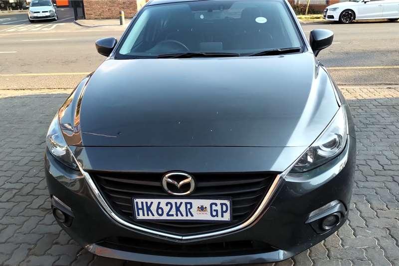Mazda 3 Mazda 1.6i 2015