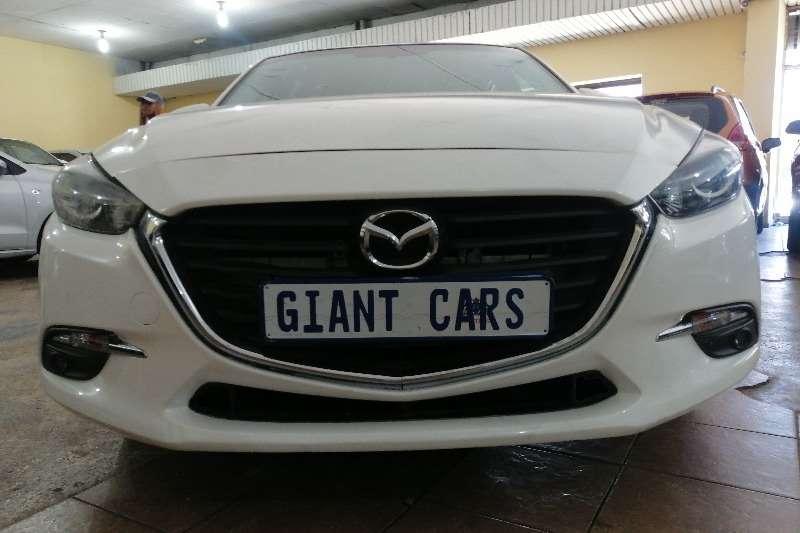 Used 2017 Mazda 3 Mazda 2.0 Dynamic