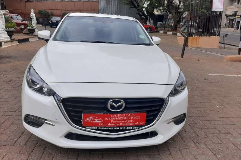 Used 2019 Mazda 3 Mazda 2.0 Dynamic