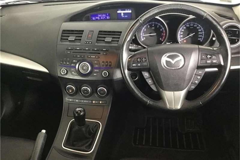Mazda 3 Mazda 2.0 Individual 2012