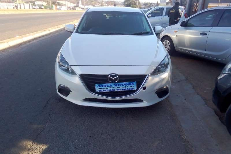 Mazda 3 Mazda 2.0 Individual 2016